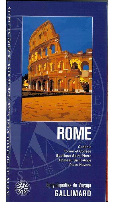 Encyclopédie du Voyageur : Rome