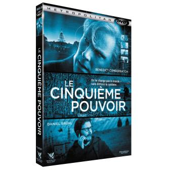 Le cinquième pouvoir DVD