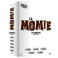 Coffret La Momie Les origines DVD