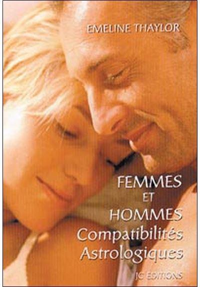 Femmes et Hommes compatibilité astro.