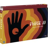 Phase IV Coffret Ultra Collector n°15 Combo Blu-ray DVD Livre