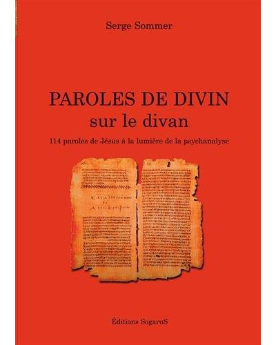 Paroles de divin sur le divan