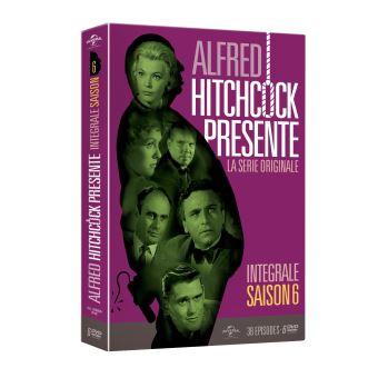 Alfred Hitchcock présenteAlfred Hitchcock présente Saison 6 DVD