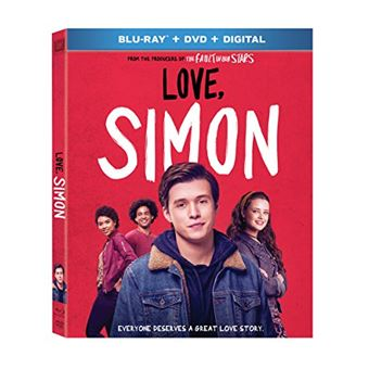 Love, Simon Combo Blu-ray DVD