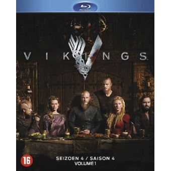 VikingsVikings Saison 4 Volume 1 DVD