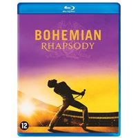 Bohemian rhapsody-BIL-BLURAY