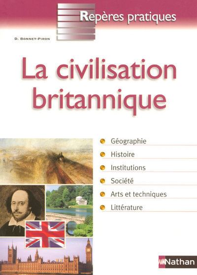 La Civilisation britannique Repères pratiques