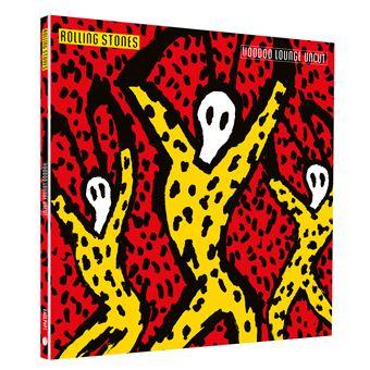 Voodoo Lounge Uncut Triple Vinyle 180 gr Gatefold Edition Limitée