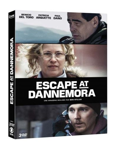 Escape at dannemora dvd