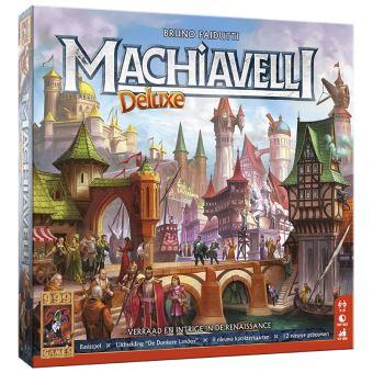 Machiavelli Deluxe Kaartspel NL