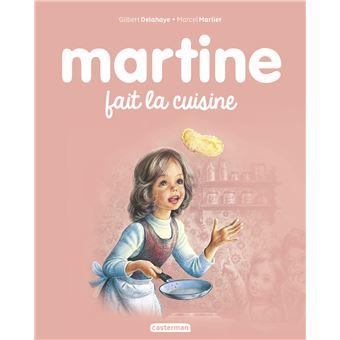 Martine Martine Fait La Cuisine