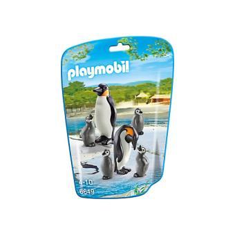Playmobil City Life 6649 Famille de pingouins