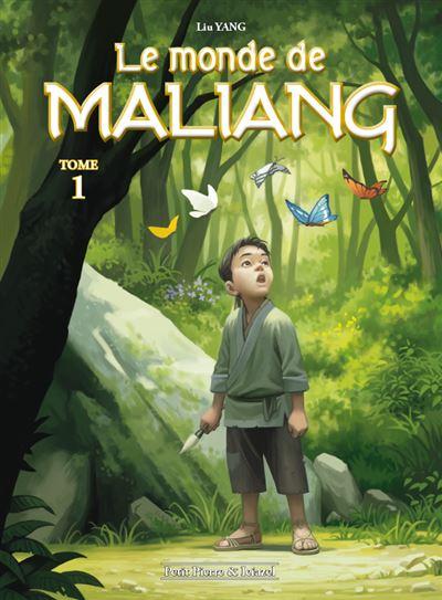 Le monde de Maliang - Avec 1 ex-libris Tome 1 : Le monde de Maliang