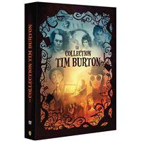 La Collection Tim Burton 4 Films DVD