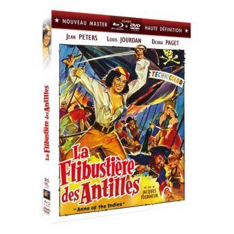 La Flibustière des Antilles Combo Blu-ray DVD