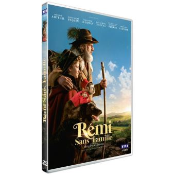 Rémi sans familleRémi sans famille DVD