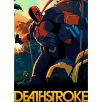 Deathstroke Knights and Dragons DVD