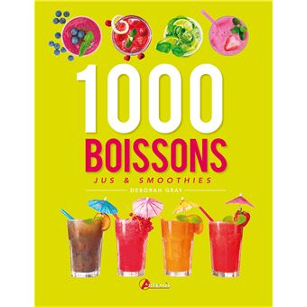 1000 boissons, jus & smoothies