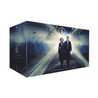 The X-Files Intégrale des 9 saisons Coffret Blu-ray