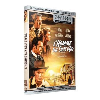 HOMME AUX COLTS D OR-FR-BLURAY