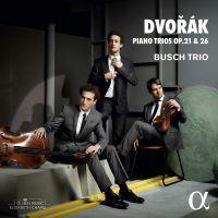 Trios avec piano opus 21 et 26