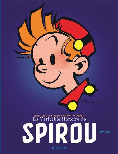 Spirou - Tome 2 : La véritable histoire de Spirou