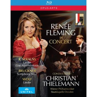 Renée Flemming In Concert 2 Blu-ray