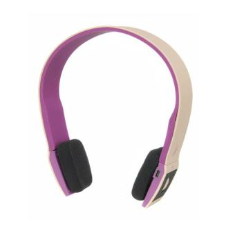 Casque Halterrego Bluetooth H.Ear 2.1 Violet