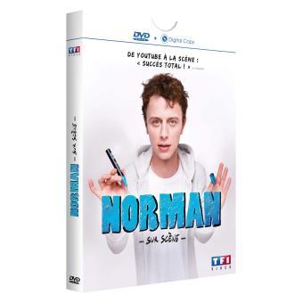 Norman sur scène DVD
