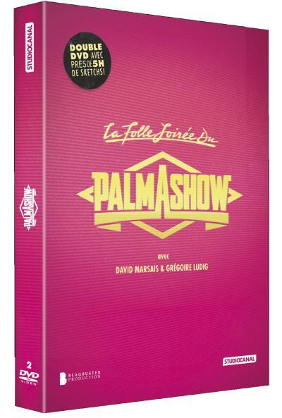 La Folle Soirée du Palmashow + Le meilleur de Palmashow l'émission  - Coffret 2 DVD