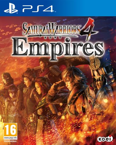 Samurai Warriors 4 Empires PS4