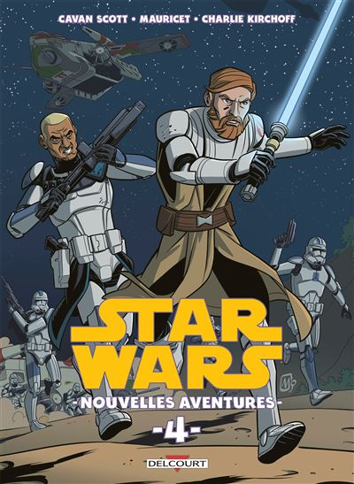 Star Wars Nouvelles Aventures