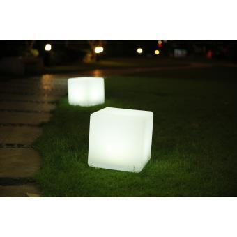 Cube Lumineux Solaire Multicolore Lumisky Casy C30   Luminaires Extérieur    Achat U0026 Prix | Fnac Photo