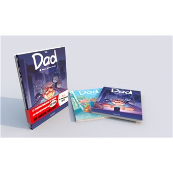 Dad Coffret 2 Volumes Tome 1 Et Tome 5 Dad