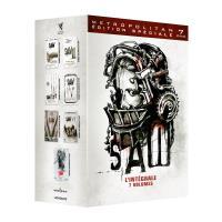 Saw L'intégrale Coffret DVD