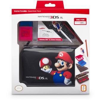 Pack d'accessoires 3DSXL BigBen Mario Essentiel