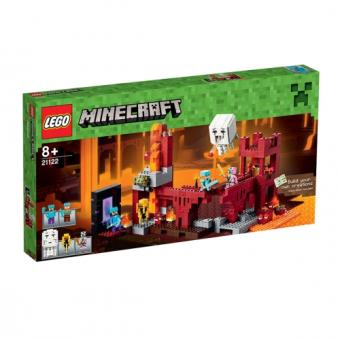 LEGO MINECRAFT 21122 - HET NETHER-FORT