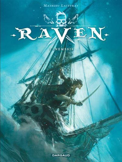 Raven - Tome 1 - Raven