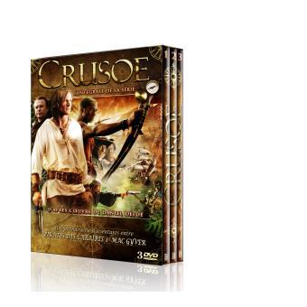 CrusoeCoffret Crusoe 13 épisodes DVD