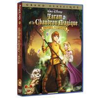 Taram et le chaudron magique DVD
