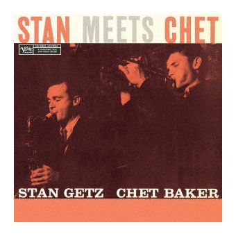 Stan meets chet reissue ltd