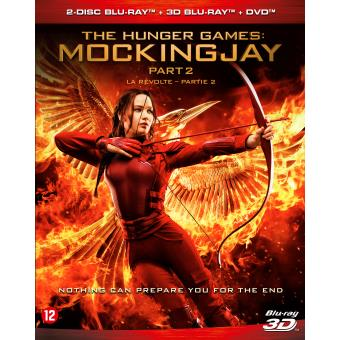 The Hunger Games - Mockingjay Part 2 Special Edition