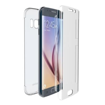 coque galaxy s6 edge transparente