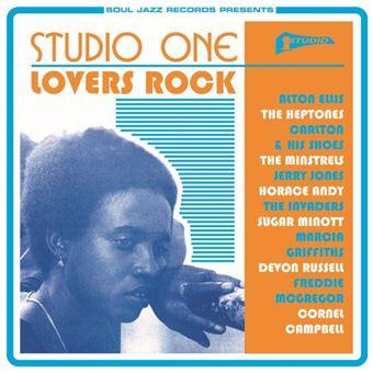 STUDIO ONE LOVERS ROCK/2LP