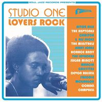 STUDIO ONE LOVERS ROCK/2LP