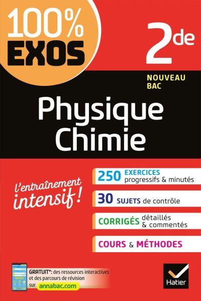 Physique-Chimie 2de - Exercices résolus - Seconde - 9782401057043 - 9,49 €