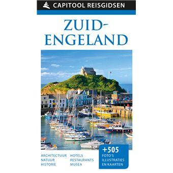 Capitool reisgidsen: Zuid-Engeland