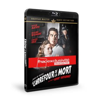 Le carrefour de la mort Blu-ray