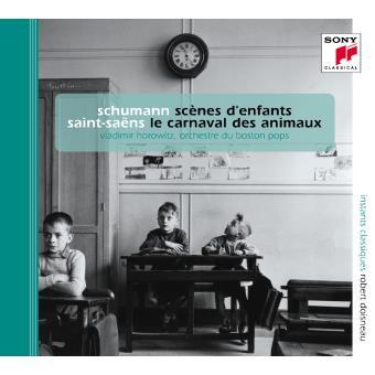 Scènes d'enfants - Le carnaval des animaux- Collection Doisneau