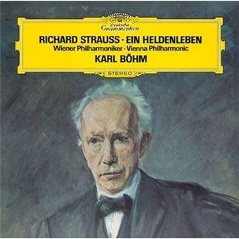 Strauss ein heldenleben shm s